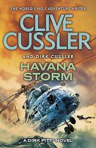 NEW Havana Storm By Clive Cussler Hardcover Dirk Pitt #23 Free Shipping