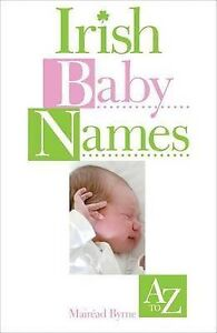 Irish Baby Names, , New Book