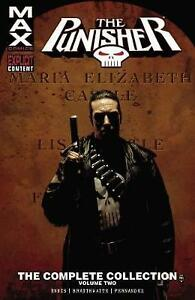 NEW Punisher Max: The Complete Collection Vol. 2 by Garth Ennis