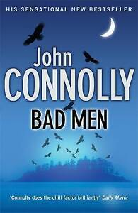 Bad Men, John Connolly | Hardcover Book | Good | 9780340826171