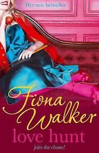 """""""VERY GOOD"""" Love Hunt, Walker, Fiona, Book"""