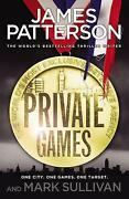James Patterson Private Games