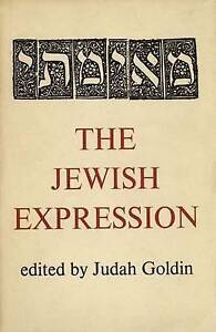 The Jewish Expression by bantam books (Paperback, 1970)