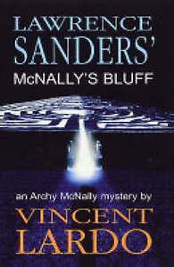 Lardo, Vincent, Lawrence Sanders' McNally's Bluff (Archy McNally), Very Good Boo