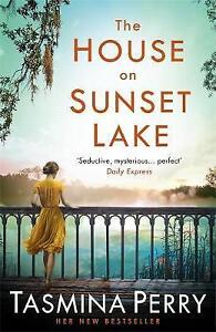 The House on Sunset Lake by Tasmina Perry Paperback 2017 - Norwich, United Kingdom - The House on Sunset Lake by Tasmina Perry Paperback 2017 - Norwich, United Kingdom