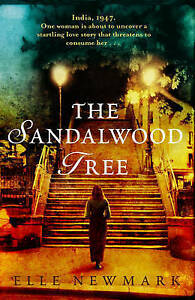 The Sandalwood Tree by Elle Newmark Large Paperback