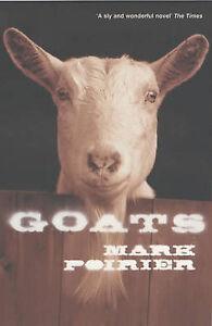 Good, Goats, Poirier, Mark, Book