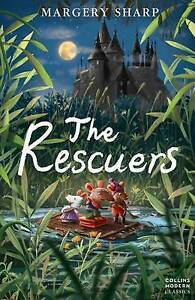 Collins Modern Classics: The Rescuers by Margery Sharp ..LIKE NEW