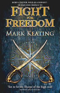 Mark-Keating-Fight-for-Freedom-Pirate-Devlin-1-Book