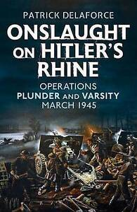 Onslaught on Hitler's Rhine