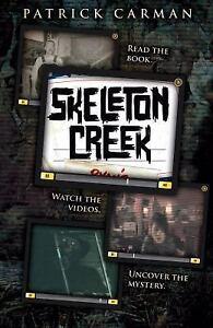 G, Skeleton Creek, Patrick Carman, 1765043549, Book