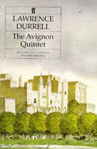 THE AVIGNON QUINTET: MONSIEUR, LIVIA, CONSTANCE, SEBASTIAN, QUINX., Durrell, Law