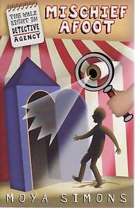 Mischief Afoot 'Walk Right in Detective Agency Moya Simons