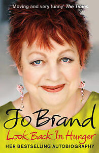 Look-Back-in-Hunger-The-Autobiography-Brand-Jo-Very-Good-Book