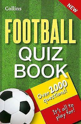 Football Quiz Book Ebay