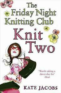 Knit Two  BOOK NEW