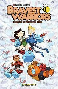 Bravest Warriors Vol. 5 By Ward, Pendleton -Paperback