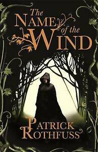 The Name of the Wind by Patrick Rothfuss Book | NEW Free Post AU