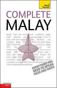 Complete Malay Bahasa Malaysia Beginner to Intermediate Learn to Read - <span itemprop=availableAtOrFrom>Bourne, United Kingdom</span> - Items must be returned in new condition, still sealed where applicable. Full policy detailed on www.examots.co.uk Most purchases from business sellers are protected by the Consumer Contrac - Bourne, United Kingdom