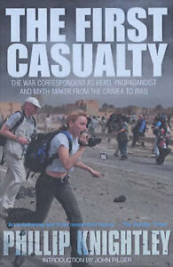 Knightley, Phillip-First Casualty  BOOK NEW