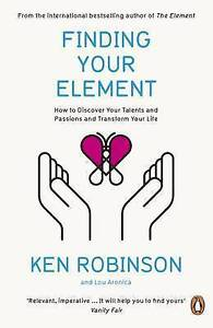 Finding Your Element, Ken Robinson