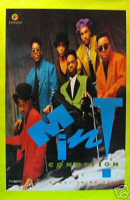 MINT CONDITION POSTER,