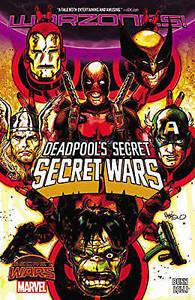 Deadpool's Secret Secret Wars by Bunn, Cullen -Paperback