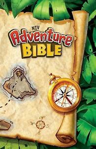 NIV-Adventure-Bible-by-Lawrence-O-Richards-and-Zondervan-Staff-2011
