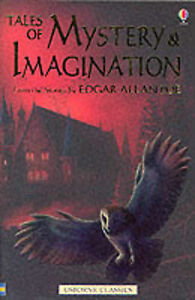 Poe, Edgar Allan, Tales of Mystery and Imagination (Usborne classics), Very Good