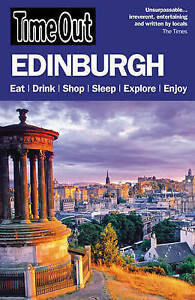 """Time Out"" Edinburgh and Glasgow by Time Out Guides Ltd AUTHOR Jan072010 P"