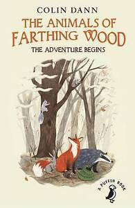 Animals of Farthing Wood: The Adv  BOOK NEW