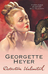Detection-Unlimited-Miss-Georgette-Heyer-Paperback-Book