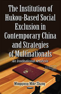 Institution of Hukou-Based Social Exclusion in Contemporary China &...