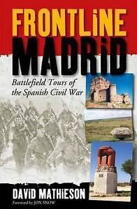 Mathieson  David-Frontline Madrid  BOOK NEW