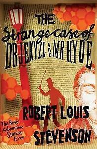 The Strange Case of Dr.Jekyll and Mr.Hyde by Robert Louis Stevenson (Paperback)