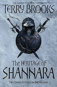 Very Good, TheHeritage of Shannara Omnibus by Brooks, Terry ( Author ) ON Jul-29