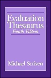 Evaluation Thesaurus 4th Edition