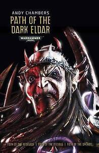Path of the Dark Eldar (Dark Eldar Trilogy), Chambers, Andy, Acceptable, Paperba