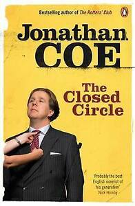 The Closed Circle, By Jonathan Coe,in Used but Acceptable condition