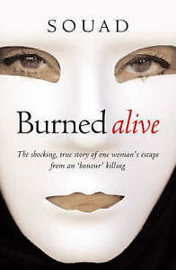 Burned Alive by Souad (Hardback, 2004)