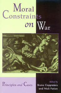 Moral Constraints on War: Principles and Cases-ExLibrary