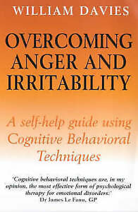 Overcoming-Anger-and-Irritability-Davies-Dr-William-Very-Good