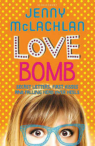 Love Bomb, Good Condition Book, McLachlan, Jenny, ISBN 9781408856093
