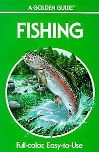 Golden-Guide-Fishing-by-Phil-Francis-and-George-S-Fitcher-1989-Paperback