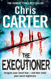 The-Executioner-Chris-Carter-Used-Good-Book