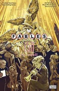 Fables, Volume 22: Farewell by Willingham, Bill -Hcover