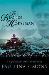 The Bronze Horseman, Simons, Paullina, Acceptable Book