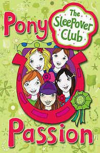 The Sleepover Club - Pony Passion, Castor, Harriet, New Book