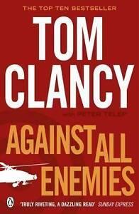 Tom Clancy Against all enemies paperback excellent condition Walkerville Walkerville Area Preview