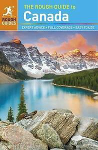 The Rough Guide to Canada, Rough Guides, New Book